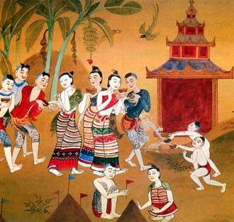 forums thailaendsk kultur och traditioner.